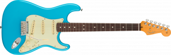 Fender American Professional II Stratocaster®, Rosewood Fingerboard, Miami Blue
