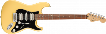 Fender Player Stratocaster HSH, Pau Ferro Fingerboard, Buttercream