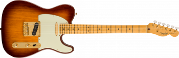 Fender 75th Anniversary Commemorative Telecaster, Maple Fingerboard, 2-Color Bourbon Burst