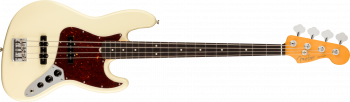 Fender American Professional II Jazz Bass, Rosewood Fingerboard, Olympic White