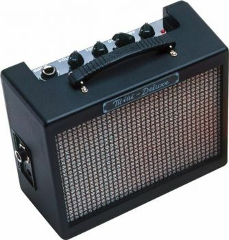 Fender MD20 Mini Deluxe Amplifier combo per chitarra 1,5W