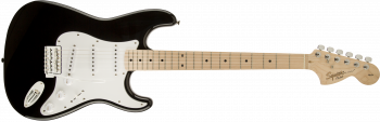 Fender Squier Affinity Series™ Stratocaster®, Maple Fingerboard, Black
