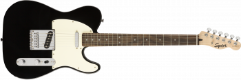 Fender Bullet Telecaster, Laurel Fingerboard, Black Spedizione Gratuita!!!!