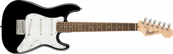 Fender Squier Mini Stratocaster, Laurel Fingerboard, Black