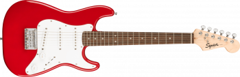 Fender Squier Mini Stratocaster, Laurel Fingerboard, Dakota Red