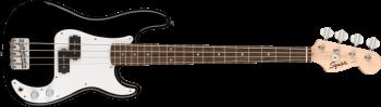 Fender Squier Mini P Bass Basso Elettrico a Scala Ridotta Black
