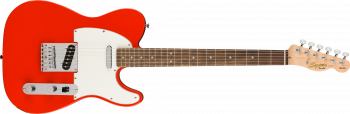 Fender Squier Affinity Telecastert Chitarra Elettrica Race Red