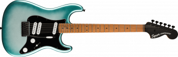 Fender Squier Contemporary Stratocaster Special, Roasted Maple Fingerboard, Black Pickguard, Sky Burst Metallic
