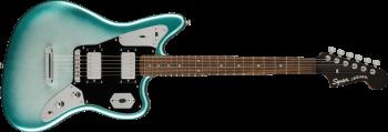 Fender Squier Contemporary Jaguar HH ST, Laurel Fingerboard, Black Pickguard, Sky Burst Metallic