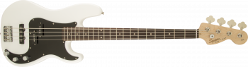 Fender Squier Affinity Series Precision Bass PJ, Laurel Fingerboard, Olympic White