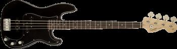 Fender Squier Affinity Series Precision Bass®PJ, Laurel Fingerboard, Black