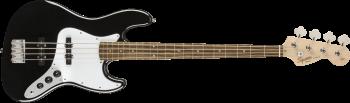 Fender Squier Affinity Series Jazz Bass, Laurel Fingerboard, Black  SPEDIZIONE GRATUITA!!!