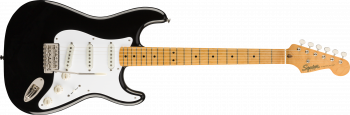 Fender Squier Classic Vibe '50s Stratocaster, Maple Fingerboard, Black