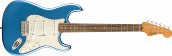 Fender Squier Classic Vibe '60s Stratocaster, Laurel Fingerboard, Lake Placid Blue