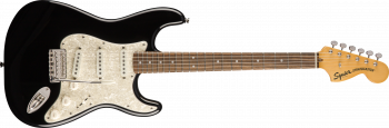 Fender Squier Classic Vibe '70s Stratocaster, Laurel Fingerboard, Black