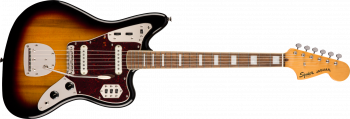 Fender Squier Classic Vibe '70s Jaguar, Laurel Fingerboard, 3-Color Sunburst