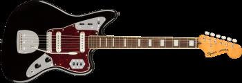 Fender Squier Classic Vibe '70s Jaguar, Laurel Fingerboard, Black