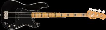 Fender Squier Classic Vibe 70s Precision Bass, Maple Fingerboard, Black