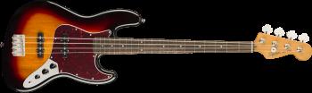 Fender Squier Classic Vibe 60s Jazz Bass, Laurel Fingerboard, 3-Color Sunburst