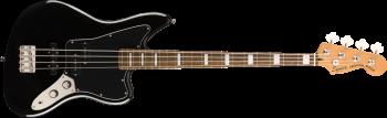 Fender Squier Classic Vibe Jaguar Bass, Laurel Fingerboard, Black