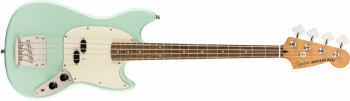Fender Squier Classic Vibe 60s Mustang Bass, Laurel Fingerboard, Surf Green