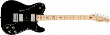 Fender Squier AFF TELE DLX MN BPG BLK
