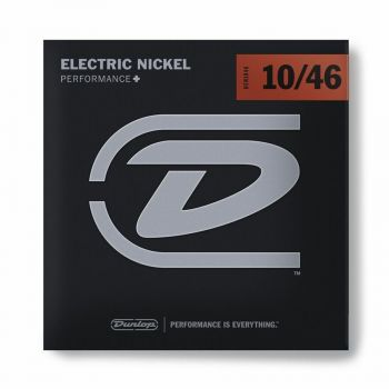 Dunlop DEN1046 Nickel Plated Steel, Medium