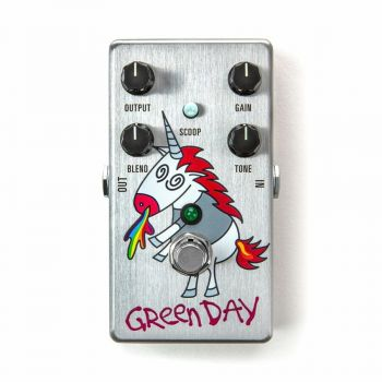 Mxr DD25V3 Dookie Drive Version 3 Unicorn