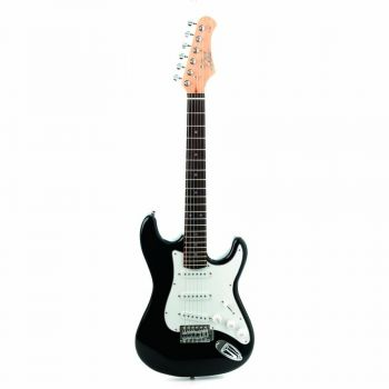 Eko Guitars S-100 3/4 Black