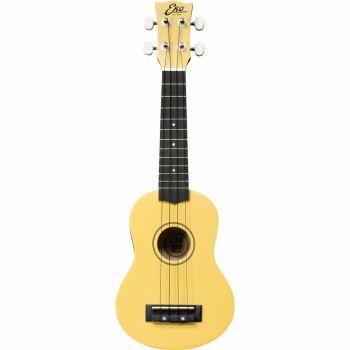 Eko Guitars - Uku Primo Ukulele Soprano Yellow