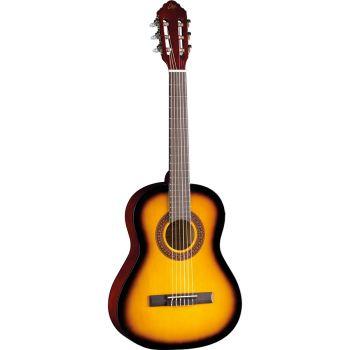 Eko Guitars - CS-5 Sunburst Classica 3/4