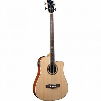Eko Guitars NXT Bass B100ce Natural