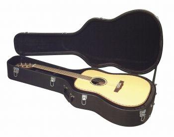 Rockgear RC 10609 B/4 Case per Chitarra acustica