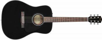 Fender CD-60 Dread V3 DS Blk WN Spedizione gratuita!!!