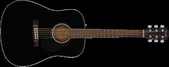 Fender CD-60S Dreadnought, Walnut Fingerboard, Black Spedita Gratis!!!!!