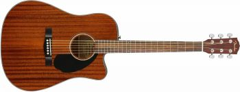 Fender CD-60SCE Dreadnought, Walnut Fingerboard, All-Mahogany Spedita Gratis!!!