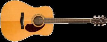 Fender  PM-1E Standard Dreadnought, Ovangkol Fingerboard, Natural w/case