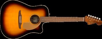 Fender Redondo Player Chitarra Acustica Elettrificata Sunburst