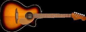 Fender Newporter Player, Walnut Fingerboard, Sunburst