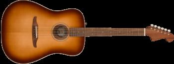 Fender Redondo Classic Chitarra Acustica Elettrificata Aged Cognac Burst con Gig bag