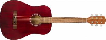 Fender FA-15 3/4 Scale Steel Red
