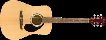 Fender FA-125 Dreadnought , Walnut Fingerboard, Natural Spedita Gratis!!!