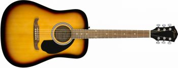 Fender FA-125 Dreadnought, Walnut Fingerboard, Sunburst Spedita Gratis!!!