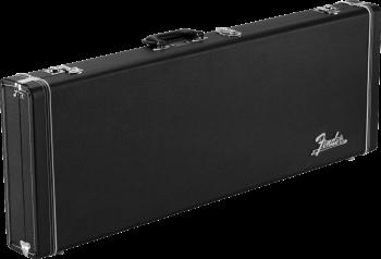 Fender Classic Series Wood Case Custodia per Strat/Tele, Black
