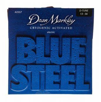 DEAN MARKLEY BLUE STEEL 2557 CORDE ELETTRICA