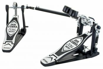 TAMA HP600DTW - pedale grancassa Iron Cobra 600 - doppio SPEDIZIONE GRATUITA!!!