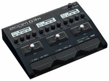 Zoom G3n pedaliera multieffetto, amp-simulator