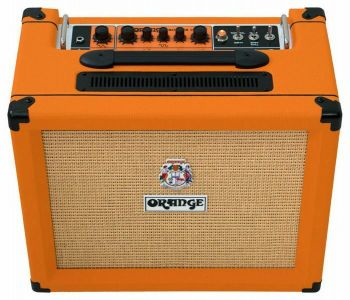 Orange Rocker 15 Combo valvolare 15W