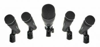 Samson DK705 - Set di Microfoni per Batteria - 5 pezzi.SPEDIZIONE GRATUITA!!!