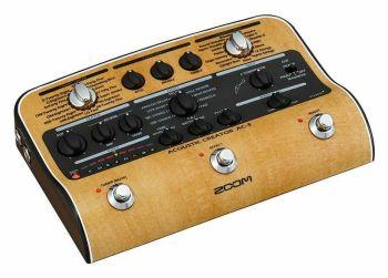 Zoom AC-3 multieffetto per chitarra acustica